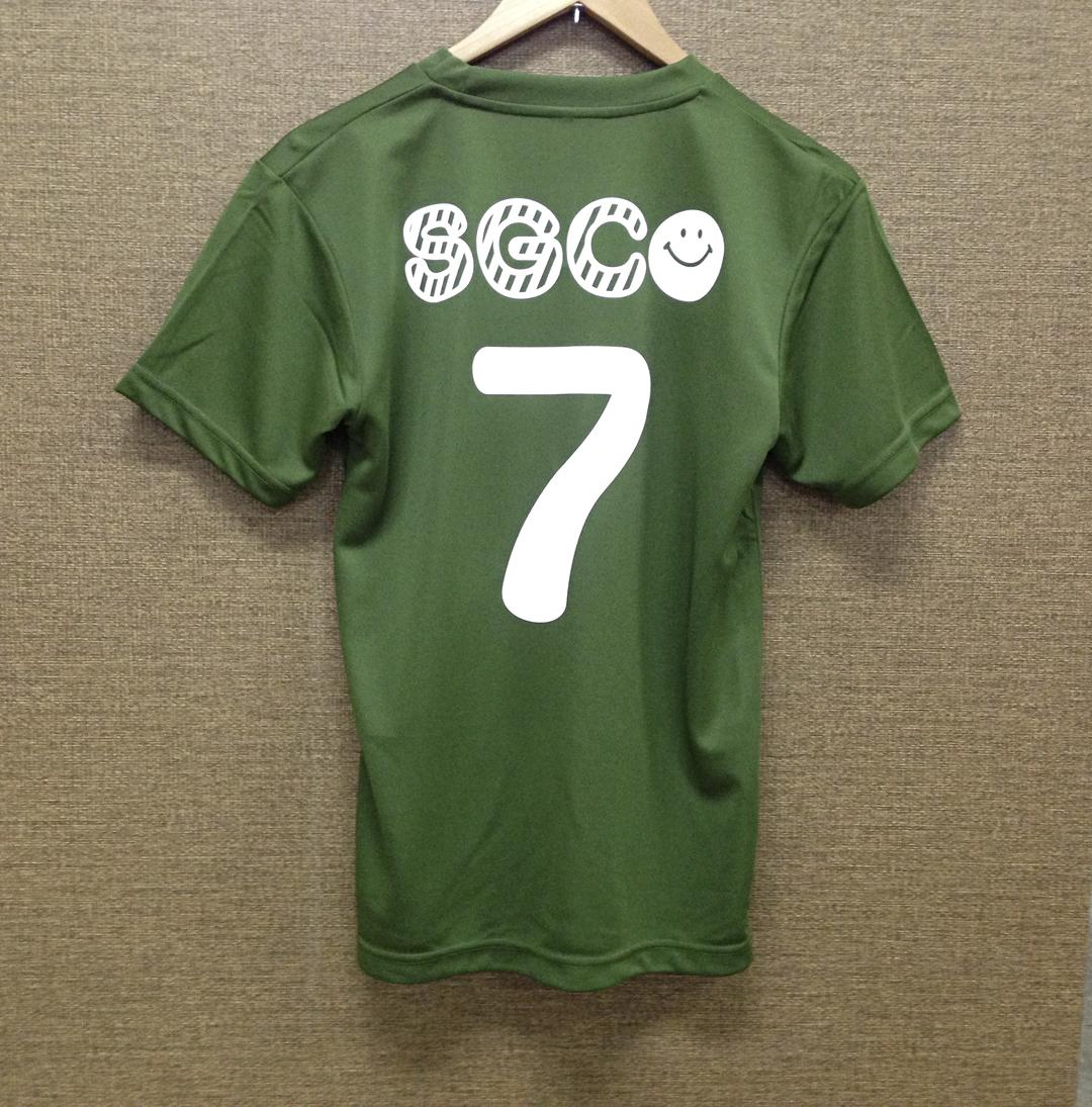 オリジナルクラブTシャツ