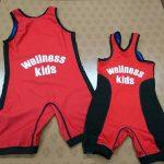 持込ウェアプリント           都城kidsレスリングチーム様